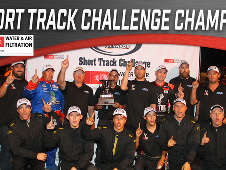 Briscoe wraps up 2016 Short Track Challenge championship by Protect Plus