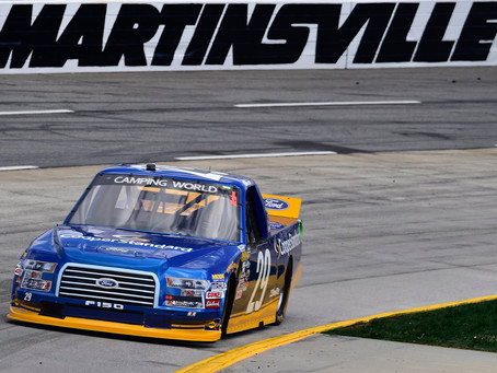 Bump, Shove and Spin: BKR Drivers Experience It All at Martinsville