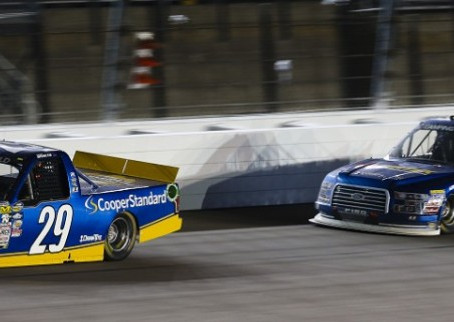 Back On Track: Briscoe and Cindric Grab Solid Finishes at Kansas