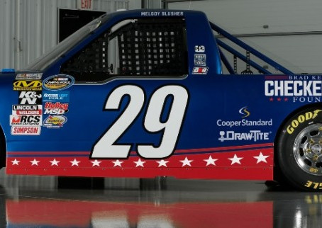 Hope For The Warriors partners with Brad Keselowski's Checkered Flag Foundation to honor local careg