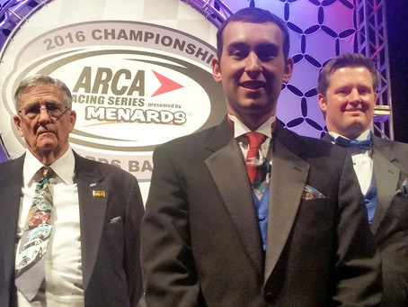 Briscoe, Cunningham take center stage at 64th championship awards banquet