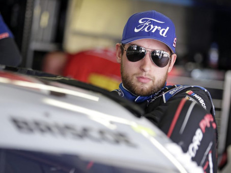 CHASE BRISCOE – 2019 NXS NEW HAMPSHIRE RACE REPORT