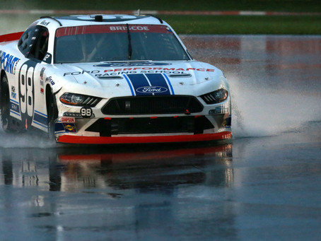 CHASE BRISCOE – 2020 NXS ROVAL RACE REPORT