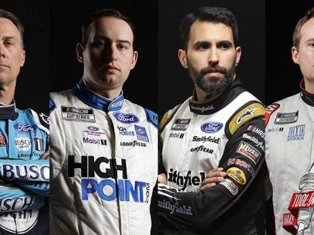 2021 season preview: Stewart-Haas Racing