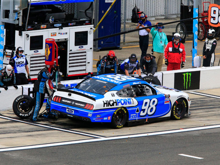 CHASE BRISCOE – 2020 NXS DAYTONA ROAD COURSE RACE REPORT