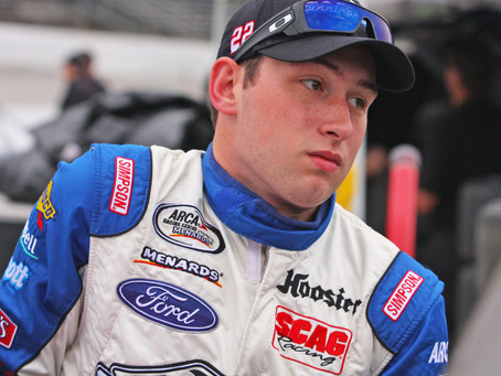 Rookie Chase Briscoe signs with Cunningham Motorsports for 2016
