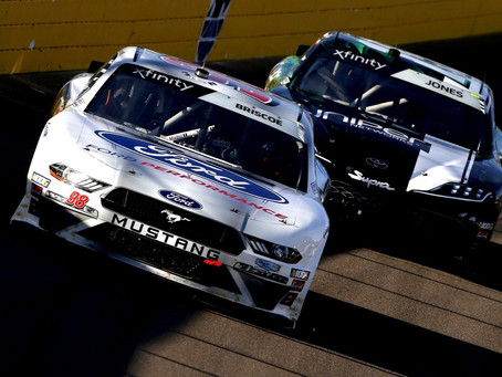 Chase Briscoe Could Become The Next Hot Prospect In NASCAR's Xfinity Series
