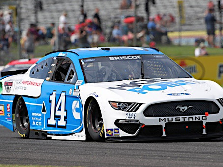 Briscoe 26th on the Indy Road Course