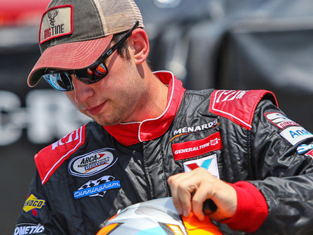 ARCA invades Madison; point leader Briscoe leads charge