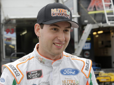 CHASE BRISCOE – 2019 NXS ATLANTA RACE ADVANCE
