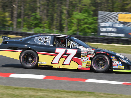 Briscoe pads point lead; fourth-place finish at NJMP