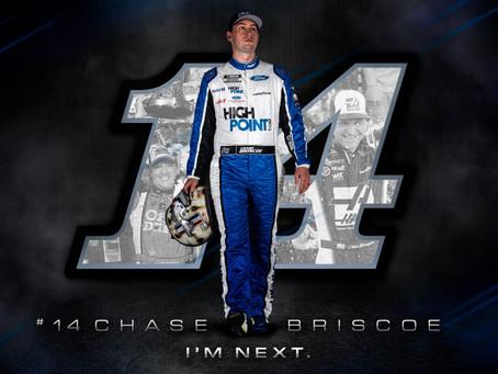 BRISCOE READY FOR 'HIGHPOINT' OF NASCAR CAREER