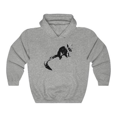 Claybears PhotoHooded Sweatshirt
