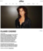 Office Magazine_Clams Casino