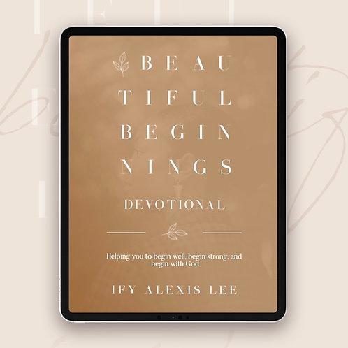 Beautiful Beginnings (e-book)