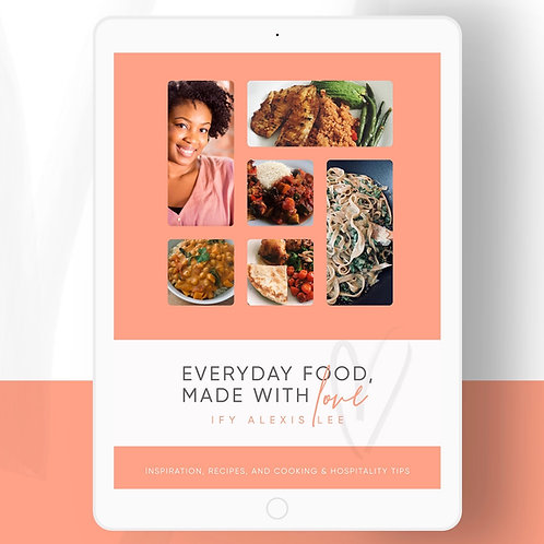 Everyday Food, Made With Love (e-book)