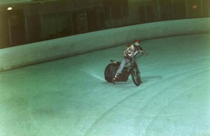 Ice Racing Murrayfield