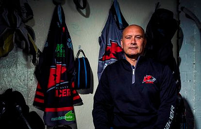 Tony Hand MBE Racers Director of Hockey