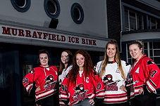 Womens Ice Hockey Edinburgh
