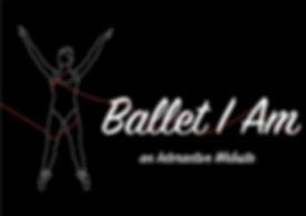 Ballet I AM (official logo)