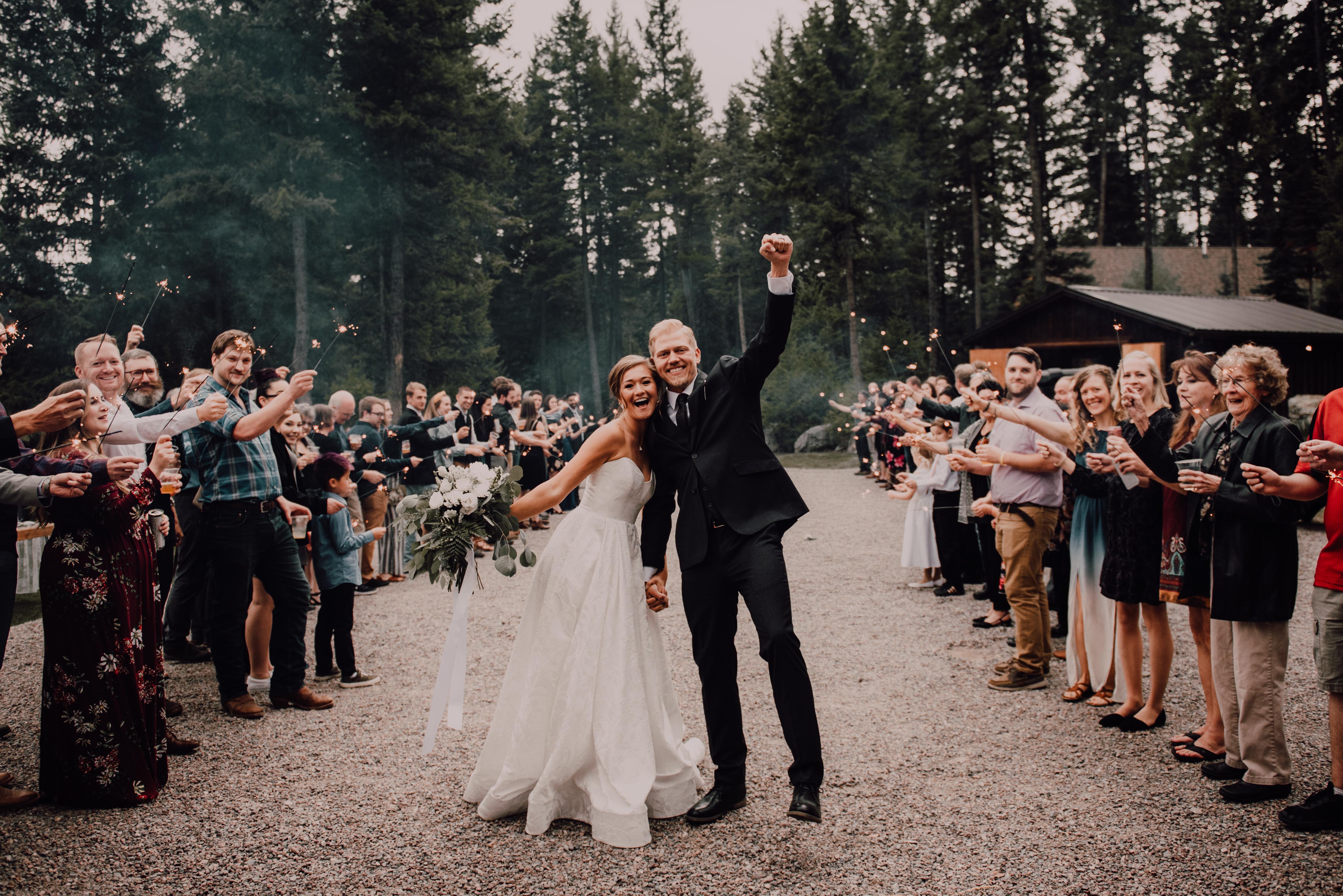 Glacier Wedding Photographer