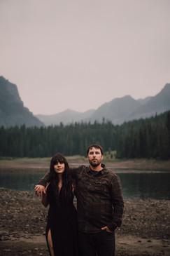 Montana Engagement Photography