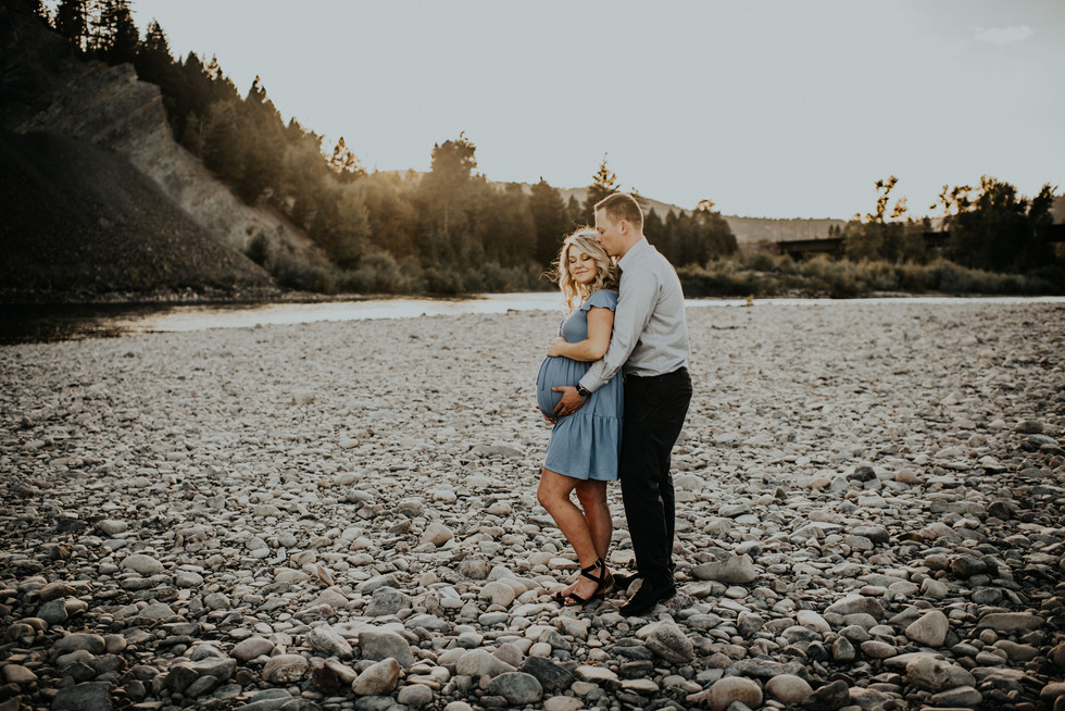 Missoula Montana Maternity Photographer