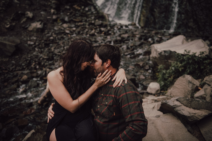 Montana Engagement Photography