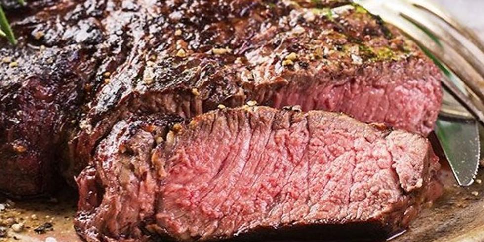 2nd Annual Beefsteak Dinner