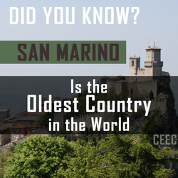 oldest country