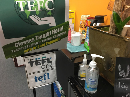 TEFC's Response to Covid-19 Prevention and Containment