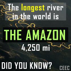 longest river world