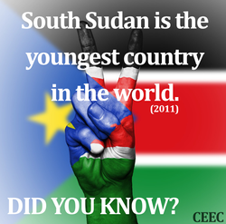 youngest country