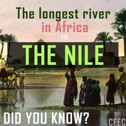 longest river africa