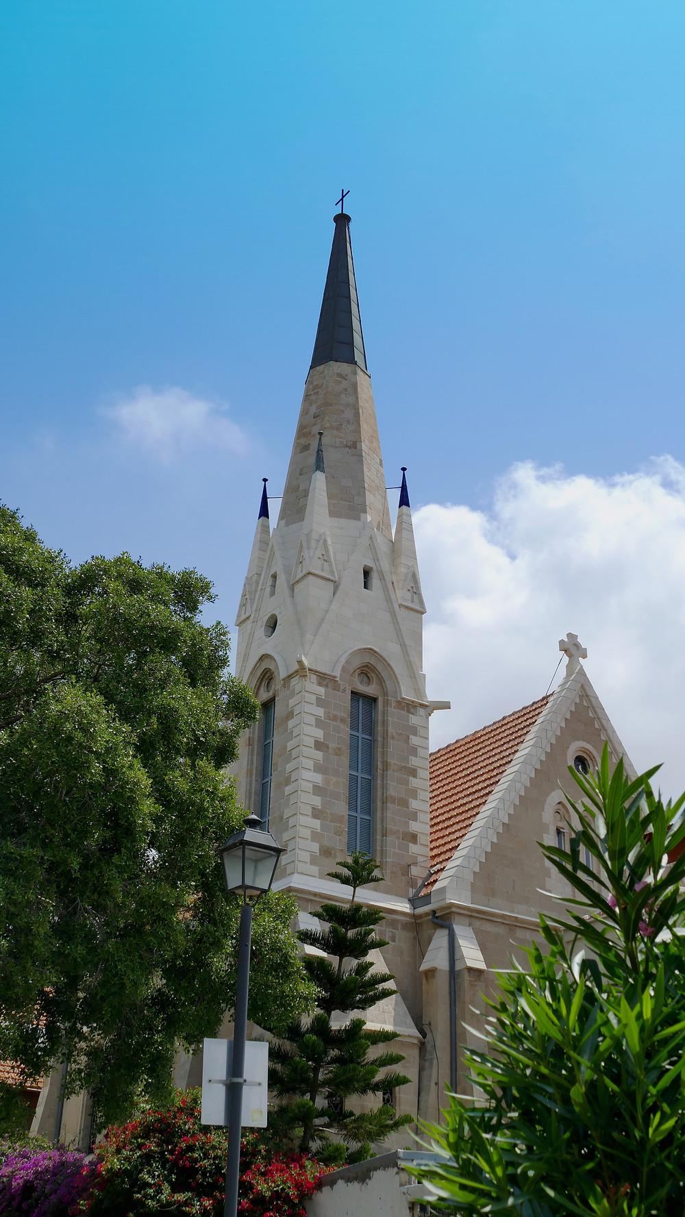 Evangelische Immanuel Kirche
