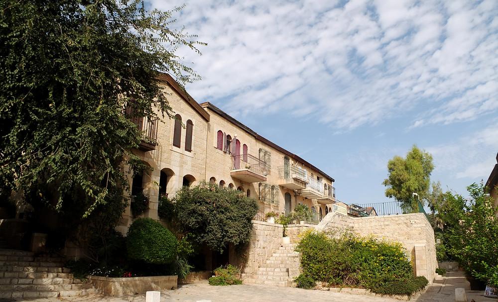 Yemin Moshe - der Auszug aus den Mauern der Altstadt
