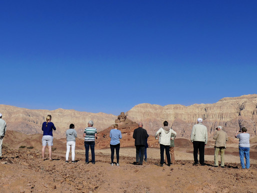 Timna: König Salomons Kupferminen im Negev