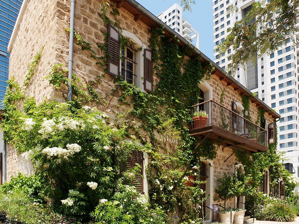Templer Siedlung Sarona, Tel Aviv