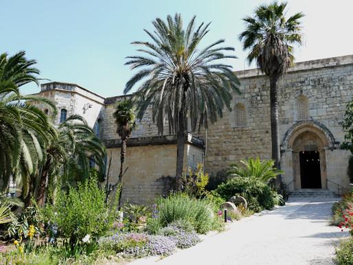 Auferstehungskirche in Abu Ghosh