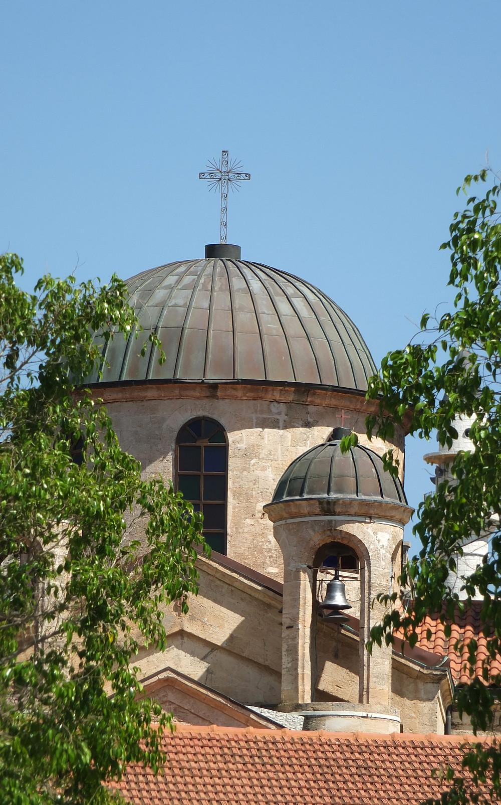 Griechisch-Orthodoxe Hochzeitskirche, Kfar Kana, Israel