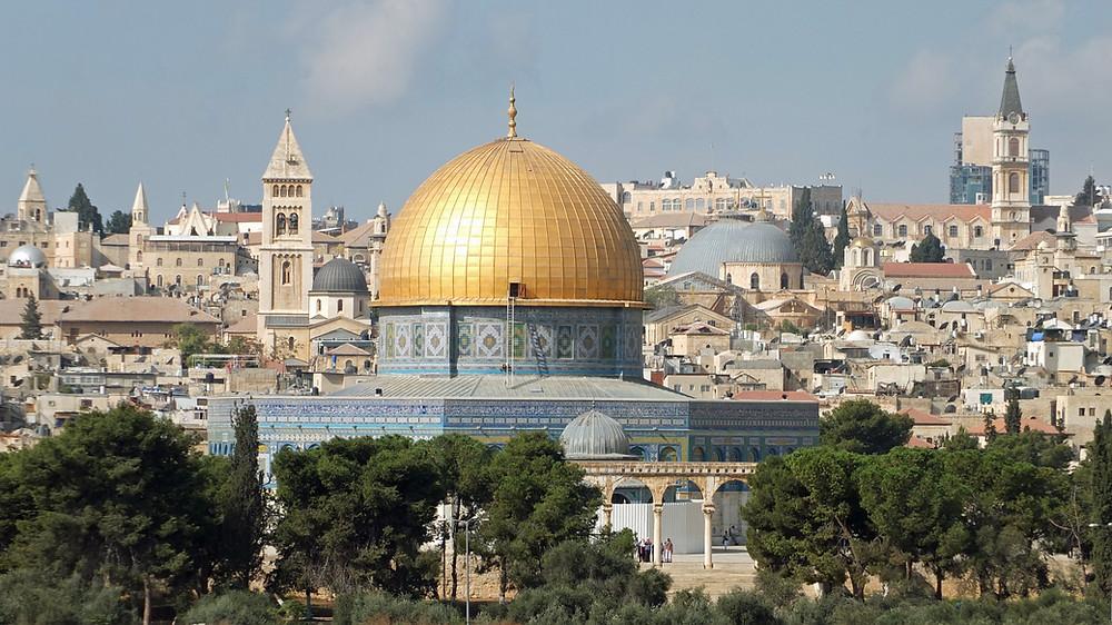 Altstadt von Jerusalem https://www.israel-reiseleiter.com/jerusalem