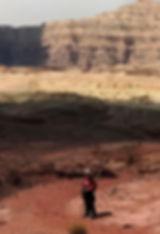 Wanderung in Timna in der Negev Wüste www.israel-reiseleiter.com