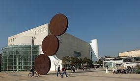 Habima Theater, Radtour Jaffa und Tel Aviv