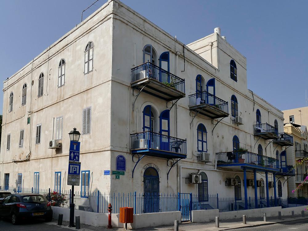 Park Hotel des Barons von Ustinov (Immanuel Hostel)