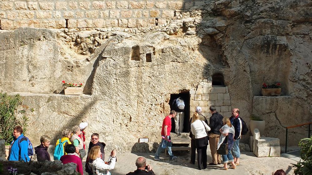 Gartengrab in Jerusalem