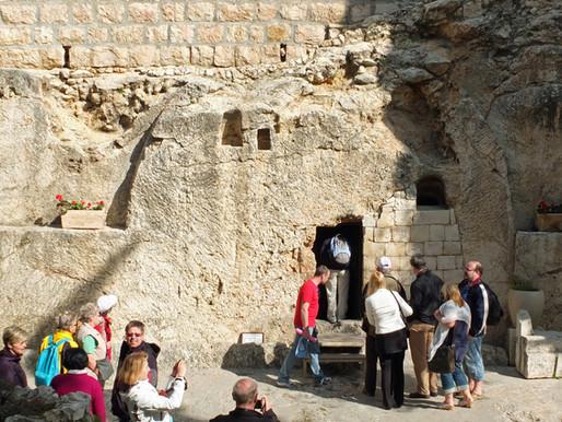 Das Gartengrab in Jerusalem