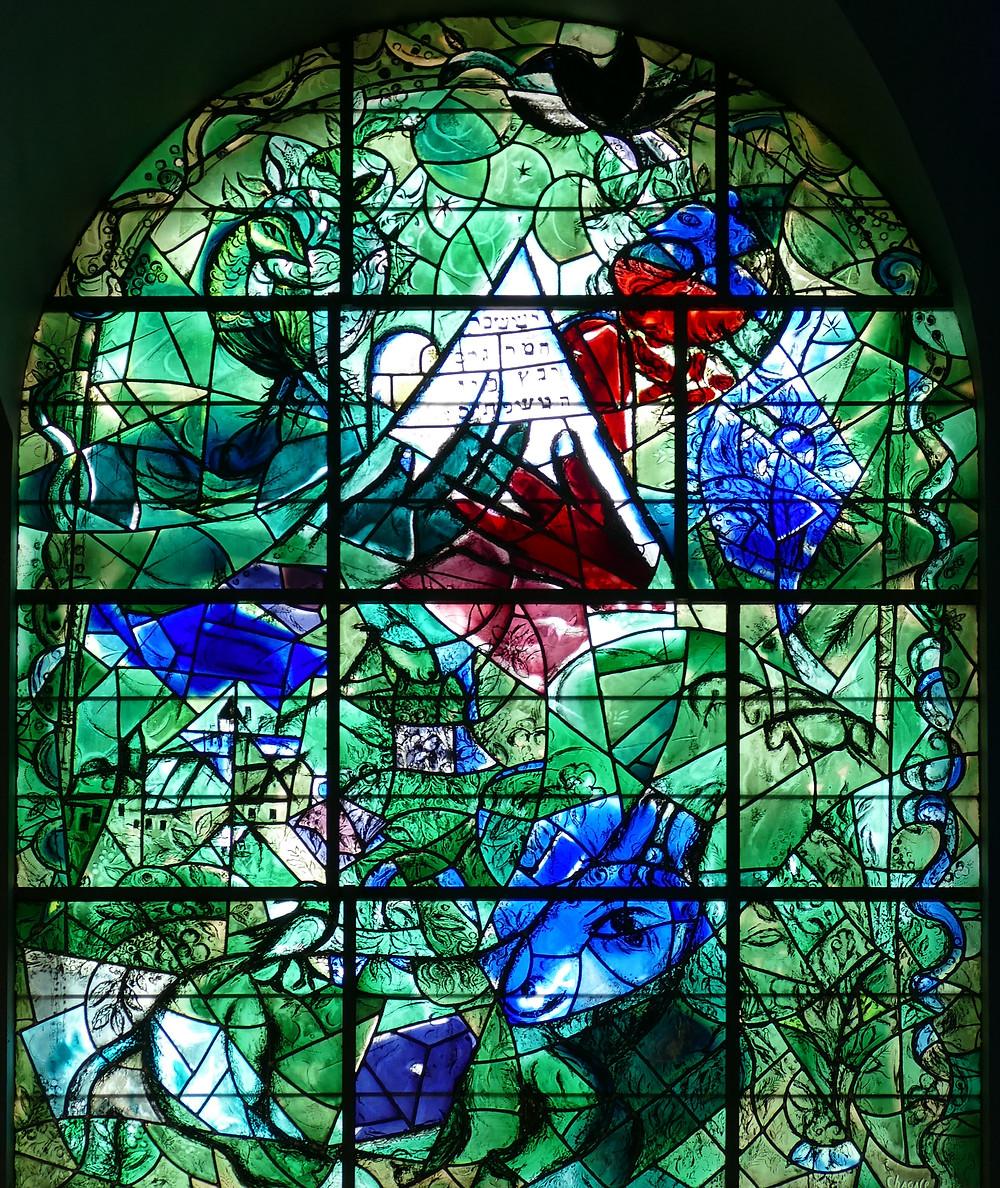 Chagall Fenster Issachar