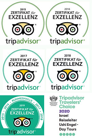 Tripadvisor Auszeichnungen