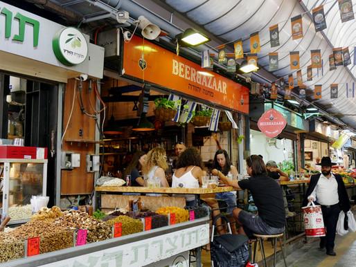 Jerusalems Mahane Yehuda Markt