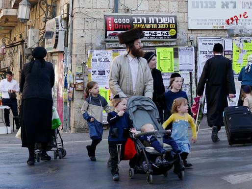 "Jerusalems ""Schtetl"": Mea Shearim"